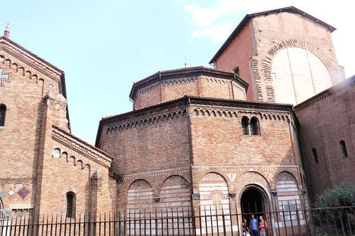 Santo Stefano Entrance