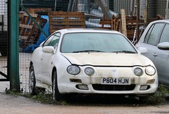 P804 HJN (Nivek.Old.Gold) Tags: 1996 toyota celica gt 1998cc