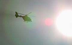 Photo of Fliying to the Sun