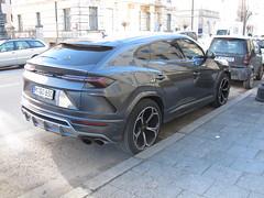 Lamborghini Urus (magro_kr) Tags: monachium munich münchen munchen muenchen niemcy germany deutschland bawaria bavaria bayern lamborghini samochód samochod auto pojazd car automobile vehicle