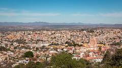 San Miguel de Allende - Guanajuato - [Mexique] (2OZR) Tags: mexique ville paysage