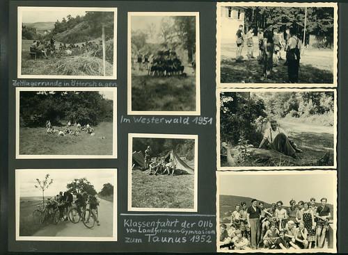 AlbumC207 Gesamtseite 29, 1930-1950er