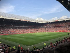 Manchester United Old Trafford Stadium (Tanvir's Pics 2010) Tags: way busby matt sir stadium trafford old club football united manchester