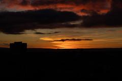 4th December 2018 Sensational Sunrise-3 (Philip Gillespie) Tags: edinburgh scotland 2018 december sunrise sun sky clouds orange red pink blue purple silhouette morning beautiful colour color canon 5dsr early cloudporn winter