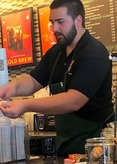 IMG_E8326 (danimaniacs) Tags: hot sexy man beard scruff barista mansolo