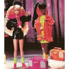 1992 Barbie Christie Rappin' Rockin' (Barbie Collectors Guide '90s) Tags: 1992 barbie christie rappin rockin