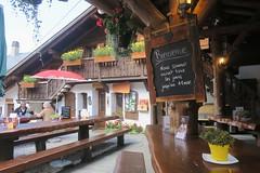 // Le Refuge Restaurant (Riex) Tags: le refuge restaurant patio terrasse chalet maison house building bâtiment bois wood swiss alpestre solalex vaud suisse switzerland