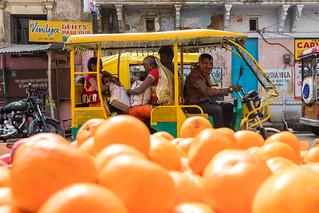 Oranges, The Streets, Varanasi