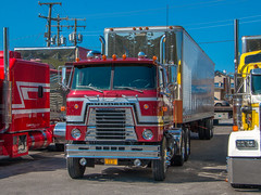 International Transtar CO4070A (NoVa Truck & Transport Photos) Tags: international transtar co4070a coe classic truck big rig 18 wheeler 2017 large car mag southern ta lexington va