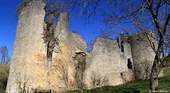 24 St-Front-la-Rivière - La Renaudie (Herve_R 03) Tags: architecture castle château dordogne france aquitaine