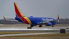Southwest Airlines Boeing 737-8H4(WL) N8601C (MIDEXJET (Thank you for over 2 million views!)) Tags: milwaukee milwaukeewisconsin generalmitchellinternationalairport milwaukeemitchellinternationalairport kmke mke gmia flymke southwestairlinesboeing7378h4wln8601c southwestairlines boeing7378h4wl n8601c boeing7378h4 boeing737800 boeing737 boeing 737 737800 7378h4