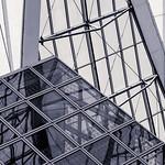 Blue Sky over Munich -BW thumbnail