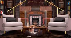 Majesty- Good Morning (Ebony (Owner Of Majesty)) Tags: ayla fapple granola applefall mudhoney jian zodiacevent majesty majestysl majestyinteriors majesty2019 livingspaces study decor decorating interiordecor interiordecorating interiors interiordesign homedecor homeandgarden homes homesweethome home homey virtual virtualliving virtualservices virtualspaces videogames secondlife sl nomad