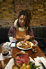 DSC_1660 Shoreditch London Black Lock Sunday Lunch Roast Pork Rivington Street with Alesha Sadly the food was not up to the standard I expect. Small amount of meat, burnt vegetables and disgusting cold Yorkshire pudding, NOT recommended (photographer695) Tags: shoreditch london black lock sunday lunch roast beef yorkshire pudding rivington street sadly food was up standard i expect small amount meat burnt vegetables disgusting cold not recommended with alesha