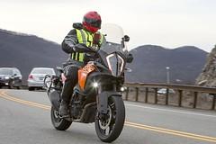 KTM Adventure 1903247038w (gparet) Tags: bearmountain bridge road scenic overlook motorcycle motorcycles motorcyclist goattrail goatpath windingroad curves twisties outdoor sport vehicle
