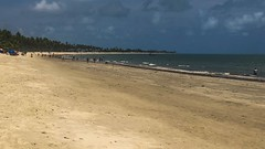 Acaú beach (KyllerCG) Tags: acaú américadosul brasil brazil brazilsnortheast ne nordeste pb paraíba regiãonordeste southamerica beach bluesky cidadesnordestinas clima céu céuazul funfunfun nature praia sands sky summer weather