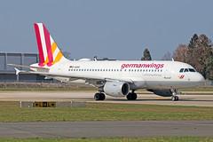 Airbus A319-112 - D-AKNV - HAJ - 30.03.2019 (Matthias Schichta) Tags: haj hannover hannoverlangenhagen eddv planespotting flugzeugbilder