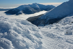 Above the Clouds (jtr27) Tags: dscf3599xl jtr27 fuji fujifilm xt20 xf 1855mm f284 rlmois lm ois kitlens mount mountain madison newhampshire nh newengland hike hiking snow winter rime ice whitemountains presidential range undercast