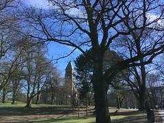 A sunny day (rotabaga) Tags: sverige sweden göteborg gothenburg iphone vasakyrkan
