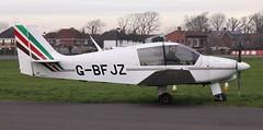 Robin DR-400-140B Major G-BFJZ Lee on Solent Airfield 2019 (SupaSmokey) Tags: robin dr400140b major gbfjz lee solent airfield 2019