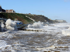 Wild Sea (2) (yvonnepay615) Tags: panasonic lumix gh4 nature coast sea cromer norfolk eastanglia uk coth coth5