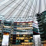 Inside the Sony Center in Berlin thumbnail