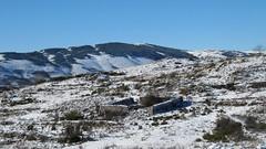 plateau de Saint-Barnabé (b.four) Tags: neige snow neve ruine rovina ruin saintbarnabé courmes alpesmaritimes