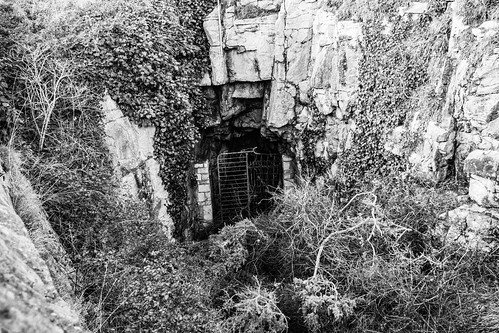 Tilly Whim Cave Entrance - Swanage, Dorset