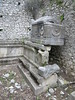 remaining sarcophagus (squeezemonkey) Tags: turkey olumpos ruins romanruins sarcophagus ancientcityolympos tomb lycianruins olympos carved stone