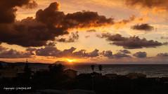 Stormy Sunset Skies (Holfo) Tags: 2017 corfu greece spring sunset skies clouds nikon d5300