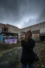 Urban Girl (PaaulDvD) Tags: tours urbex pauline femme