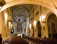 altar mayor interior Iglesia de San Jeronimo el Real Madrid 01 (Rafael Gomez - http://micamara.es) Tags: altar mayor interior iglesia de san jeronimo el real madrid los jerónimos jerónimo jeronimos