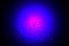 Mysterious world. (ALEKSANDR RYBAK) Tags: изображения загадка фантазия сказка абстракция свет тень рельеф синий цвет яркий шар макро крупный план images riddle fantasy fairy tale abstraction shine shadow relief blue colour bright ball macro closeup