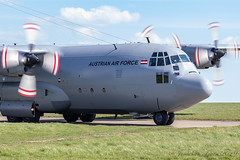 8T-CC C-130K Hercules Austrian Airforce_E5A3258 (Jonathan Irwin Photography) Tags: an unusual visitor teesside airport 05042019 form austrian c130k hercules 8tcc which once belonged raf xv292