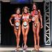 2319Womens Bikini-Grandmasters-Medals2 Evelynne Paisley 1 Rennee Julien 3 Anne Godi