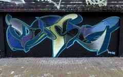 Schuttersveld (oerendhard1) Tags: graffiti streetart urban art rotterdam oerendhard crooswijk schuttersveld blast