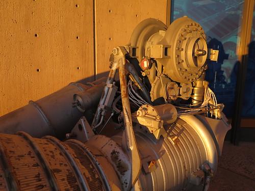 H-1 Rocket Engine