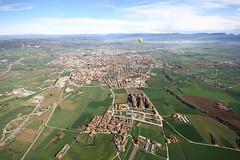 VIC. Osona. (Barcelona) Mercat del Ram 2019 (Josep Ollé) Tags: flying flight balloon vuelo vol ciutat fhbop cameron n90 osona