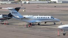 Cessna 525B CitationJet CJ3 N216TM (ChrisK48) Tags: cessna525b coloradojetllc 2012 n216tm citation citationjetcj3 kdvt aircraft airplane phoenixaz dvt phoenixdeervalleyairport