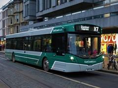 East Coast Buses 10062 (SF17VML) - 19-01-19 (peter_b2008) Tags: eastcoastbuses lothianbuses edinburgh volvo b8rle wright eclipseurban3 10062 sf17vml buses coaches transport buspictures