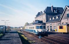 19-10-1987 - Simpelveld (berlinger) Tags: eisenbahn railways railroad treinen limburg simpelveld br515 miljoenenlijn eta