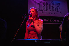 Emily Bass and the Near Miracle @ 1867