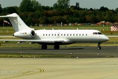 D-AUWE Dusseldorf 26 August 2018 (ACW367) Tags: dauwe bombardier bd7001a10 globalexpress fairentajet dusseldorf