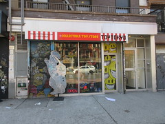 Toy Tokyo Store - Pop Vinyl Figures East Village NYC 1739 (Brechtbug) Tags: toy tokyo store 91 second avenue near 5th street nyc 2019 new york city february 02162019 lower east side 2nd ave collectable figures toys action figure japan japanese anime vinyl pop culture popular funko stuff gallery art asian asia custom kidrobot kid robot