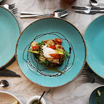Beautiful salad presentation thumbnail