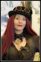 IMG_0136-7 (Scotchjohnnie) Tags: whitbysteampunkweekendfebuary2019 whitbysteampunkweekend steampunk costume portrait female canon canoneos canon7dmkii canonef70200mmf28lisiiusm scotchjohnnie thepavillion