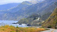 Pacific Coast Highway (M McBey) Tags: pacific highway highway1 california shore sea coastline road roadtrip