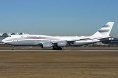 Qatar Amiri Flight | Boeing 747-8KB(BBJ) | A7-HBJ | MUC/EDDM | 2019-02-17 | cn 37075 (airbus-a340) Tags: muc eddm münchen franzjosef strauss fjs munich airport flughafen germany flugplatz aircraft spotter airfield aviation plane planespotter air sky qatar amiri flight qataramiriflight boeing 7478kbbbj boeing7478kbbbj cn37075 a7hbj 20190217