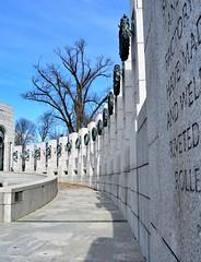 National World War II Memorial (Josée Ferland) Tags: washington