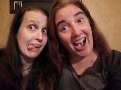 Jurga and Jenna